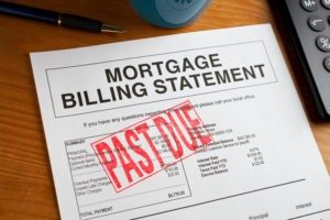 mortgage past due
